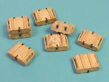 Eureka XXL 1/35 Modern Russian Wooden 7.62mm Ammo Crates 1 AK-47 (8 boxes) E-035