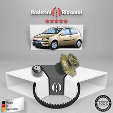 KIT DISTRIBUZIONE + POMPA ACQUA FIAT PUNTO II 1.2 16V 59KW 80CV 2000 ->