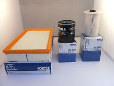 Ford Focus C-Max 1.8 TDCi Service Kit Oil Air Fuel Filter 05-07 OPT1 *OE MAHLE*