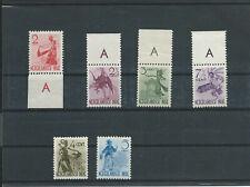 Dutch Indies, Nederlands Indie - MNH set 1941