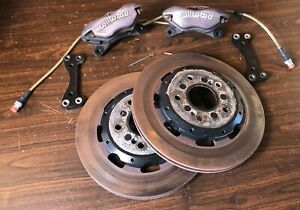 Wilwood #140-7014 Forged Dynalite Front Big Brake Kit for Honda/Acura