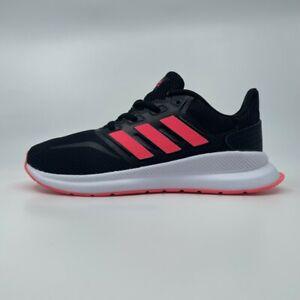 Adidas Girls Boys Trainers Size UK 10 11 3 4 5 6 6.5 👟 GENUINE RunFalcon Ladies