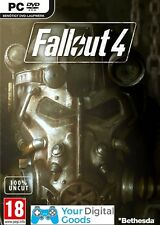 Fallout 4 PC [BRAND NEW, GLOBAL STEAM KEY]