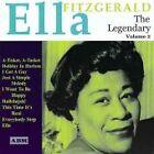 ELLA FITZGERALD- The Legendary Vol.2 1937-1938(CD 1999)