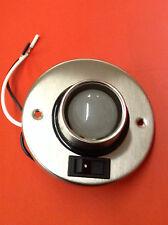 2pk 12 Volt RV Camper Trailer Motorhome Directional Reading Light Brushed Nickel