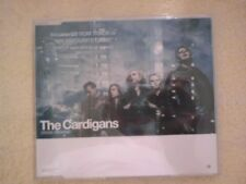 CARDIGANS - ERASE/REWIND. CD SINGLE 4 TRACKS.