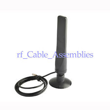 3G Antenna 12dbi TS9 TS-9 Male connector with maganic For Novatel Wireless