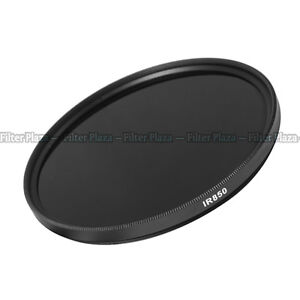 67mm 67 mm Infrared Infra-red IR Pass X-Ray Lens Filter 850nm 850 Optical Glass