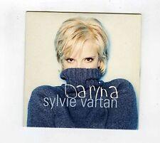 CD SINGLE PROMO SYLVIE VARTAN DARINA