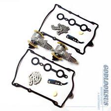 For VW Passat AUDI A4 A6 2.8 V6 Pair Of Camshaft Adjuster Timing Chain Tensioner