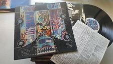 FLIPPER LP Gone Fishin' SUBTERRANEAN sub42 '82 original 1st press + lyric inner!