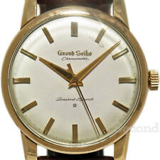Seiko Grand Seiko J14070 Chronometer Antique Hand-winding Auth Mens Watch Japan