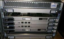EMC/Brocade DCX-4S SAN Backbone Switch w/ 2x CP8, 2x CR4S8