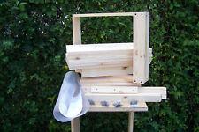 Bienenkasten Bausatz Zander 3 Zargen Liebig Nachbau Bienenbeute Imkerei