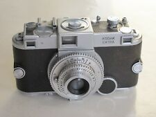 "RARE Kodak EKTRA film camera with 50mm f:3.5 Ektar lens, NICE ""LQQK"""