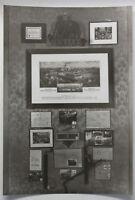 Original Foto der Werbewand Deutsche Kunstleder-Aktien-Gesellschaft ca. 1930 sf