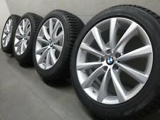 18 Pollici Inverno Ruote Orig. BMW 5er g30 g31 styling 642 6867338 Pneumatici Invernali Nuovo