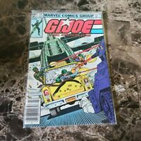 G.I. Joe #13 Marvel Comics Comic Book July 1983
