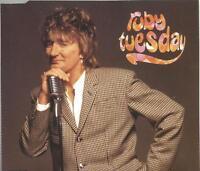Rod Stewart - Ruby Tuesday 1993 CD single