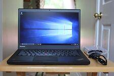 Lenovo Thinkpad T440S / Intel i7-4600U / 8GB Ram / 128GB SSD / Win 10  Ultrabook