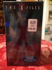 The X-Files 6 Episodes 3 VHS Tapes Box Set Season 2 Very Rare Factory Sealed