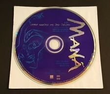 MANA / COMO DUELES EN LOS LABIOS / SINGLE PROMO CD / EX+