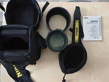 Nikon NIKKOR 200mm f/2G ED VR II Lens *Near Mint*