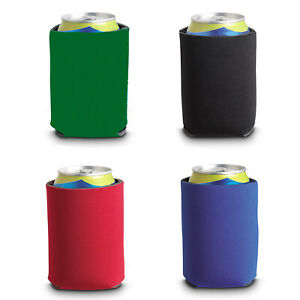 Foam Insulated can holder / Cooler, ideal to keep your drinks cool this summer