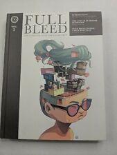 Full Bleed The Comics & Culture Quaterly Vol 1