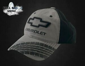 New Chevy Chevrolet Mark Brim Relaxed Fit Men's Strapback Cap Hat