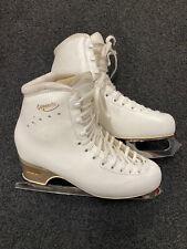 Edea Concerto Figure Skates Excellent condition Ladies Size 265 8US