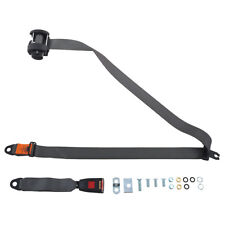 SECURON REAR GREY SEATBELT AUTOMATIC RETRACT MULTI VEHICLE FITMENT SBS254GREY
