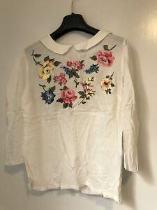 Cath Kidston floral blouse Size 8