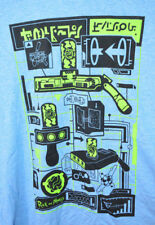 Rick And Morty Fun Portal T-Shirt 2XL XXL Loot Crate