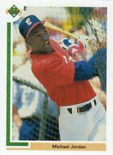 Upper Deck Michael Jordan Sp1 Chicago White Sox Baseball Rookie Card (1991)