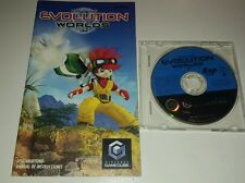 Evolution Worlds (Nintendo GameCube, 2003, DVD-Box)