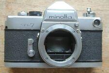 Minolta SR7 35mm Film Camera Body