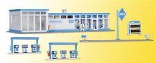 Kibri 38541 ARAL GAS STAZIONI SERVIZIO, Kit di costruzione, H0