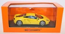 Altri modellini statici di veicoli gialli MINICHAMPS McLaren