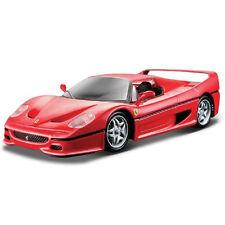 Bburago 1:24 Ferrari F50 Diecast Model Sports Racing Car Vehicle Toy IN BOX
