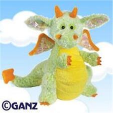 Webkinz Citrus Dragon Plush Soft Toy by Ganz - New Sealed Code Unused Tag Nwt