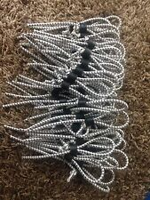 "50 pack - 1/8"" Commercial Grade Bait snoods for crab traps or trotline"