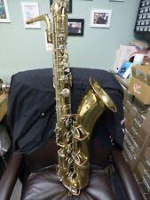 Vintage Conn 12M Naked Lady BaritoneBari Sax*NO RESERVE*NOT WORKING*