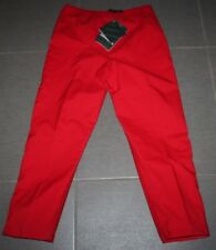 Vintage 80's EDDIE BAUER Gore Tex Red SAC Pants NWT Mint Medium x 32