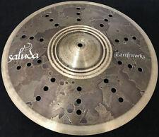 """10"""" Saluda Earthworks Aero Splash Cymbal"""
