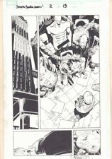 Dark Reign: Sinister Spider-Man #2 p.13 - Villains - 2009 art by Chris Bachalo