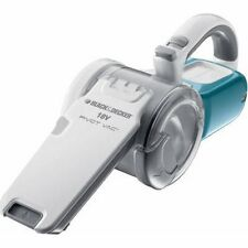 Black & Decker PHV1810 Portable Vacuum Cleaner - Crevice Tool - Filter - Nozzle