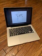 "Apple Macbook Pro 13.3"" Mid 2012 2.5Ghz Intel Core i5"
