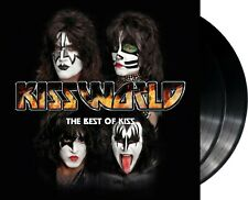 "Kiss ""kissworld - the best of kiss"" Vinyl 2LP NEU Album 2019"