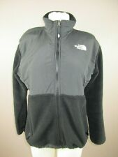 The North Face Size XL Girl/Youth Blk FullZip Hooded Athletic Fleece Sweater 954